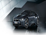BMW i8 Protonic dark silver บีเอ็มดับเบิลยู ไอแปด ปี 2017 ภาพที่ 4/6