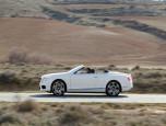 Bentley Continental GT V8 Convertible เบนท์ลี่ย์ คอนติเนนทัล ปี 2012 ภาพที่ 09/12