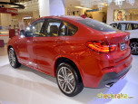 BMW X4 xDrive20i M Sport บีเอ็มดับเบิลยู เอ็กซ์ 4 ปี 2016 ภาพที่ 12/20