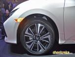 Honda Civic 1.5 Turbo Hatchback ฮอนด้า ซีวิค ปี 2017 ภาพที่ 09/20