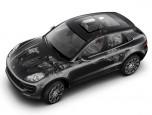 Porsche Macan S Diesel ปอร์เช่ มาคันน์ ปี 2014 ภาพที่ 08/18