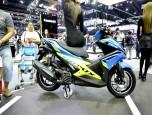 Yamaha Aerox 155 ABS Version MY18 ยามาฮ่า แอร็อกซ์ 155 ปี 2017 ภาพที่ 1/3
