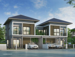 บ้านลุมพินี ทาวน์วิลล์ ราชพฤกษ์ - ปิ่นเกล้า (Baan Lumpini Town Ville Ratchapruek - Pinklao) ภาพที่ 1/2