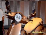 Vespa Primavera 125 3Vie เวสป้า พรีม่าเวร่า ปี 2014 ภาพที่ 11/16