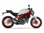 Ducati Monster 797 (สีขาว, สีดำ) ดูคาติ มอนสเตอร์ ปี 2017 ภาพที่ 02/11