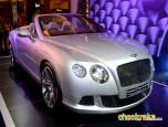 Bentley Continental GT Speed Convertible เบนท์ลี่ย์ คอนติเนนทัล ปี 2013 ภาพที่ 09/14