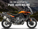 KTM 1090 Adventure เคทีเอ็ม ปี 2017 ภาพที่ 1/8