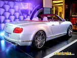 Bentley Continental GT Speed Convertible เบนท์ลี่ย์ คอนติเนนทัล ปี 2013 ภาพที่ 11/14