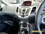 ฟอร์ด Ford Fiesta 5Dr 1.5 Sport Powershift เฟียสต้า ปี 2012 ภาพที่ 15/18