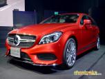 Mercedes-benz CLS-Class CLS250 D Shooting Brake AMG Premium เมอร์เซเดส-เบนซ์ ซีแอลเอส-คลาส ปี 2014 ภาพที่ 09/18