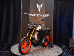 Yamaha MT-15 MY2019 ยามาฮ่า เอ็มที 15 ปี 2018 ภาพที่ 09/10