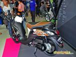Yamaha Fino 125 Retro ล้อแม็กซ์ ยามาฮ่า ฟีโน่ ปี 2015 ภาพที่ 7/7