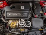 Mercedes-benz AMG CLA 45 AMG 4Matic เมอร์เซเดส-เบนซ์ เอเอ็มจี ปี 2014 ภาพที่ 06/18