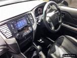 Mitsubishi Triton Mega Cab Plus 2.4 GLX 6MT MY2019 มิตซูบิชิ ไทรทัน ปี 2018 ภาพที่ 3/6