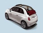 Fiat 500C Standard เฟียต ปี 2010 ภาพที่ 02/10