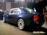 Rolls-Royce Ghost Series II Extended Wheelbase โรลส์-รอยซ์ โกสต์ ปี 2014 ภาพที่ 09/18