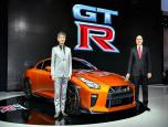 Nissan GT-R Premium Edition นิสสัน GT-R ปี 2018 ภาพที่ 04/10