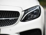 Mercedes-benz AMG C 43 4MATIC Coupe CKD เมอร์เซเดส-เบนซ์ เอเอ็มจี ปี 2018 ภาพที่ 07/20