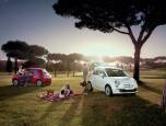 Fiat 500 Lounge เฟียต ปี 2010 ภาพที่ 05/10
