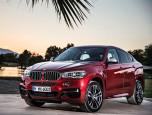 BMW X6 xDrive30d M Sport บีเอ็มดับเบิลยู เอ็กซ์6 ปี 2018 ภาพที่ 01/16