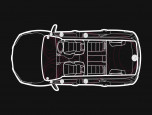 Toyota Fortuner 2.8 TRD Sportivo 4WD AT MY2018 โตโยต้า ฟอร์จูนเนอร์ ปี 2018 ภาพที่ 10/19