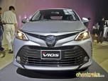 Toyota Vios 1.5 G CVT โตโยต้า วีออส ปี 2017 ภาพที่ 03/16