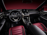 Lexus NX 300 F Sport เลกซัส เอ็นเอ็กซ์ ปี 2014 ภาพที่ 07/20