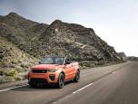 Land Rover Range Rover Evoque Convertible แลนด์โรเวอร์ เรนจ์โรเวอร์อีโวค ปี 2017 ภาพที่ 02/18