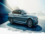 BMW Series 5 530e Highline บีเอ็มดับเบิลยู ซีรีส์5 ปี 2018 ภาพที่ 05/10
