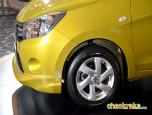Suzuki Celerio GX CVT ซูซูกิ เซเลริโอ ปี 2014 ภาพที่ 12/20