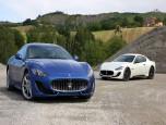 Maserati GranTurismo Sport Standard มาเซราติ แกรนด์ตูริสโมสปอร์ต ปี 2013 ภาพที่ 06/16