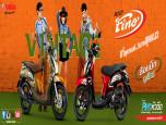 Yamaha Fino Fashion Vintage ยามาฮ่า ฟีโน่ ปี 2015 ภาพที่ 1/3