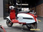 Scomadi Turismo Leggera TL125 Standard สโกมาดิ ทูริสโม เลจเจรา ทีแอล 125 ปี 2015 ภาพที่ 11/11