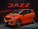 Honda Jazz V+ AT 2017 ฮอนด้า แจ๊ส ปี 2017 ภาพที่ 7/7