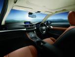 Lexus CT200h Luxury (Fabric) เลกซัส ซีที200เอช ปี 2014 ภาพที่ 08/18
