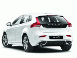 Volvo V40 T4 Dynamice Edition วอลโว่ วี40 ปี 2018 ภาพที่ 2/2