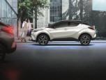 Toyota C-HR HV HI โตโยต้า ซี-เอชอาร์ ปี 2019 ภาพที่ 11/20