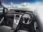 Toyota Prius 1.8 Top Grade โตโยต้า พรีอุส ปี 2012 ภาพที่ 05/16