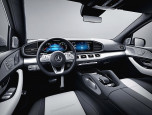 Mercedes-benz GLE-Class GLE 300d 4MATIC AMG Dynamic เมอร์เซเดส-เบนซ์ จีแอลอี ปี 2019 ภาพที่ 7/9