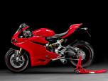 Ducati 1299 Panigale S ดูคาติ 1299 พานิกาเล่ ปี 2015 ภาพที่ 4/4