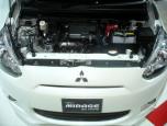 มิตซูบิชิ Mitsubishi Mirage GLX CVT มิราจ ปี 2012 ภาพที่ 19/20
