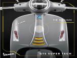 Vespa GTS 300 SuperTech HPE เวสป้า ปี 2019 ภาพที่ 7/8