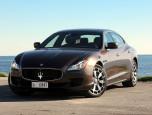 Maserati Quattroporte Diesel มาเซราติ ควอทโทรปอร์เต้ ปี 2014 ภาพที่ 01/18