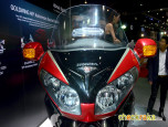 Honda Goldwing GL 1800 40th Anniversary Edition ฮอนด้า โกล์ดวิง ปี 2014 ภาพที่ 09/11