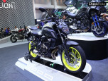 Yamaha MT-07 MY2017 ยามาฮ่า เอ็มที-07 ปี 2017 ภาพที่ 09/11