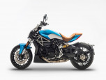Ducati Diavel XDiavel Xtraordinary Oceano ดูคาติ เดียแวล ปี 2016 ภาพที่ 4/4