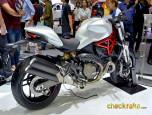 Ducati Monster 821 (สีขาวมุก) ดูคาติ มอนสเตอร์ ปี 2015 ภาพที่ 5/5