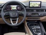 Audi A4 45 TFSI Quattro S Line ออดี้ เอ4 ปี 2017 ภาพที่ 5/8