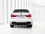 BMW Series 7 730Ld M Sport บีเอ็มดับเบิลยู ซีรีส์7 ปี 2017 ภาพที่ 05/10