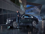 Rolls-Royce Wraith Black Badge โรลส์-รอยซ์ เรธ ปี 2017 ภาพที่ 7/9